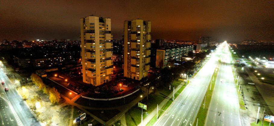 Дома, под которыми застрелили Геннадия Шутова. Фото: Google maps